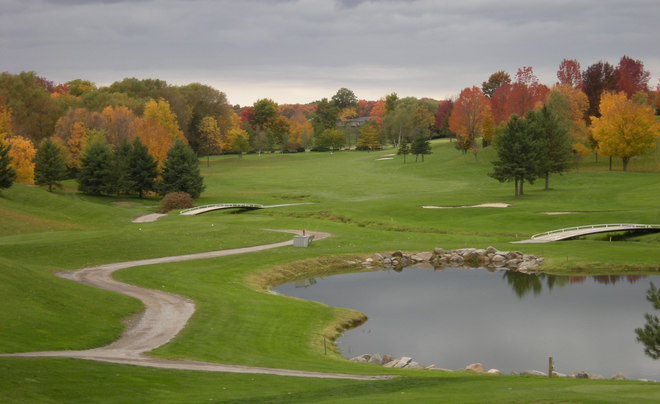 Golf Course in Norfolk County